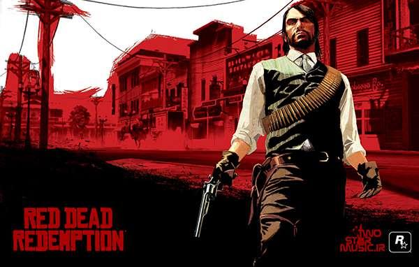 دانلود رایگان موسیقی متن بازی Red Dead Redemption