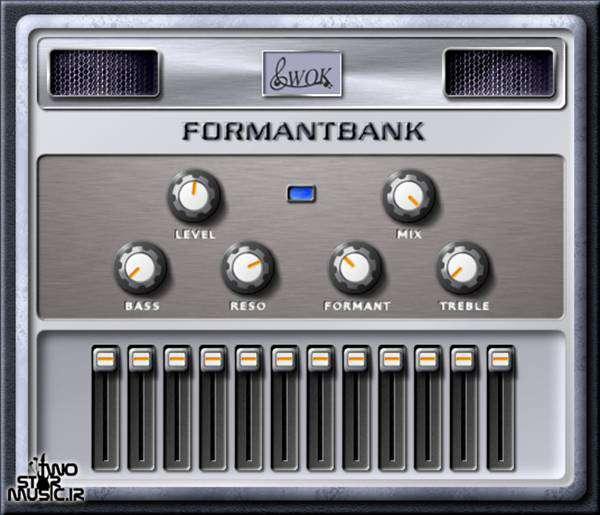 دانلود رایگان VST به نام Formantbank