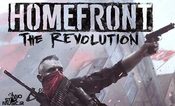 دانلود ترک بازی Homefront به نام War Ensemble