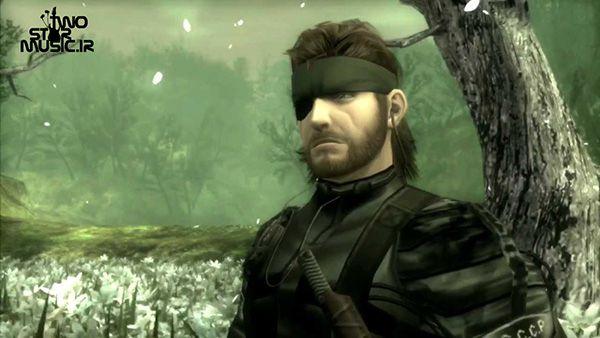 دانلود موسیقی متن بسیار زیبا از بازی Metal Gear Solid به نام Old Snake