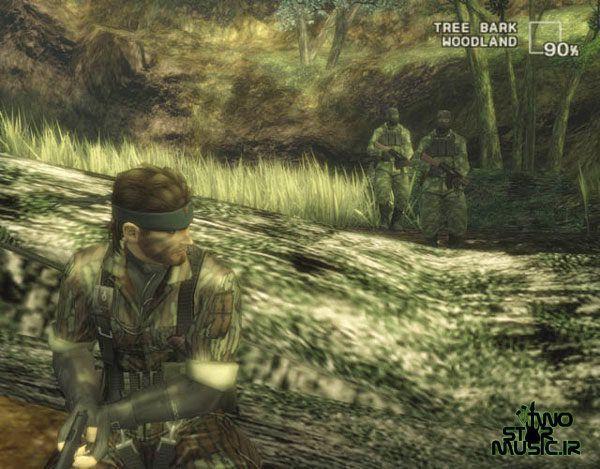 دانلود موسیقی متن بازی Metal Gear Solid به نام Next Gen Control