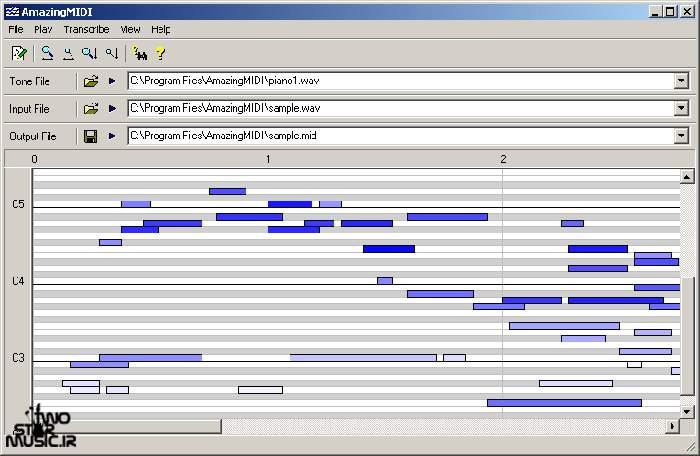 دانلود MIDI سری 5