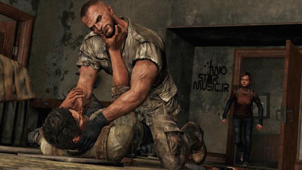 دانلود موسیقی متن بازی The Last Of Us به نام The Hour