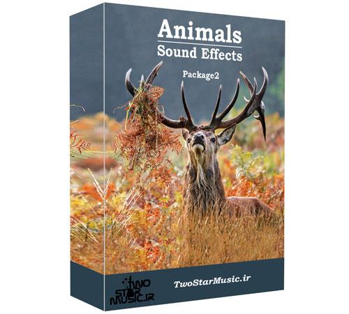 خرید مجموعه عظیم افکت صوتی حیوانات