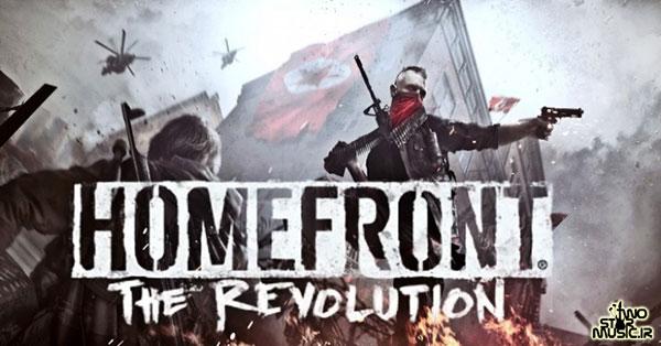 دانلود موسیقی متن بازی homefront